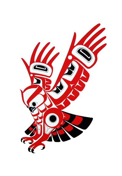 Prints Glen Rabena Northwest Coast Native Artist